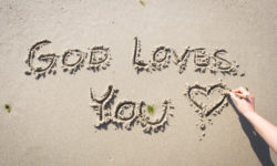 God loves you more than you can imagine